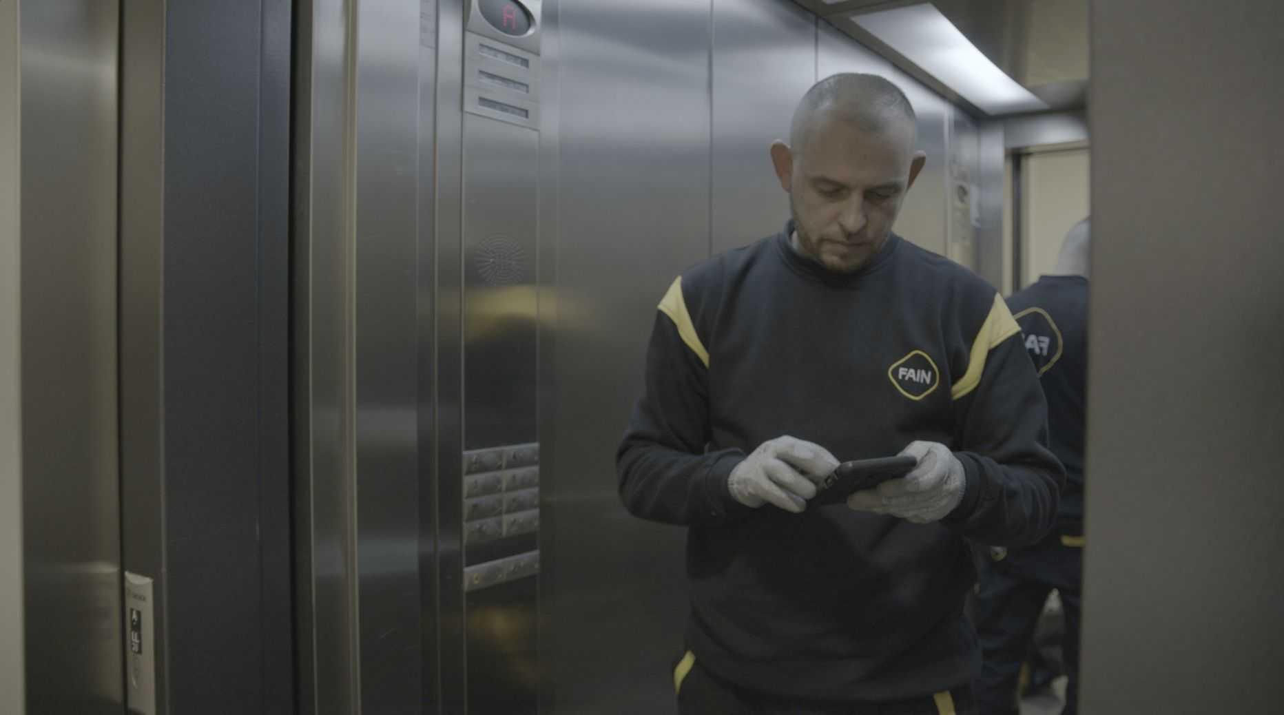 Técnico en ascensor