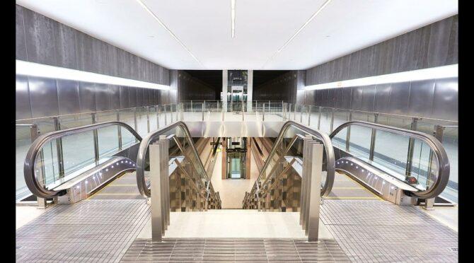 Escaleras mecánicas